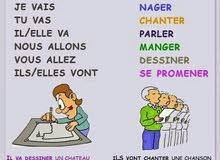 تعلم معنا اللغة الفرنسية