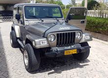Manual Jeep 2005 for sale - Used - Muscat city