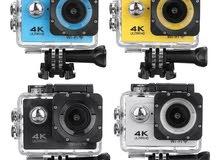 كاميرا 4K PRO WIFI الان بسعر اقل من الجملة