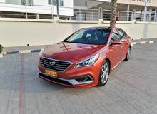 Used condition Hyundai Sonata 2015 with 40,000 - 49,999 km mileage