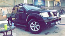 Black Nissan Pickup 2007 for sale
