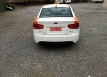 Gasoline Fuel/Power   Kia Cerato 2011