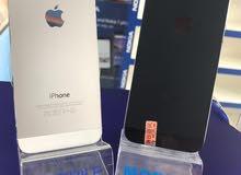 ايفوون  5 ذاكره 16 جيبي  مع جميع ملحقاته وضمان بسعر ممز