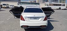 Mercedes Benz S 550 for rent