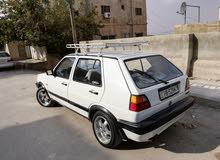 Manual Volkswagen GTI 1988
