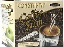 قهوة كونستانتا للتنحيف
