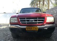 For sale 2001 Maroon Ranger