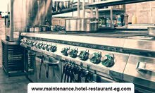خدمات صيانة معدات الفنادق والمطاعم خدمه عملاء01091414534