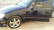 لكسز جي اس 430 موديل 2002 للبيع أو مبادلة