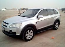 Chevrolet Captiva car is available for sale, the car is in Used condition