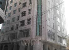 افخم برج تجاري حديث بقلب العاصمة صنعاء للايجار
