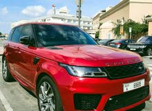 CAR FOR RENT: RANGE ROVER SPORT 2018