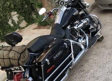 Harley Davidson roadking police