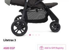 stroller joie 3 wheels