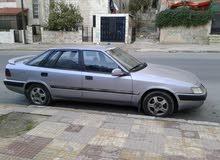 دايو إسبيرو 1995 بحالة جيدة مرخصة ماتور 1500 بحالة جيدة لا تبخيرة ولا صرف زيت