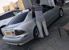 Silver Lexus IS 2003 for sale