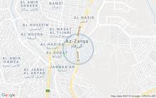 شقه للايجار في الزرقاء حي الزواهرة حي الجبر مقبل مسجد السعدي