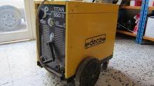 مكينة لحام ايطالية شبه جديدة 380 - 220 فولت للبيع
