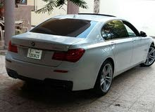 White BMW 750 2013 for sale