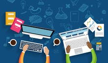 تصميم وبرمجة المواقع وتصميم الشعارات وخدمات الشبكات الاجتماعية