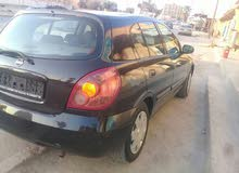 For sale Nissan Almera car in Tripoli