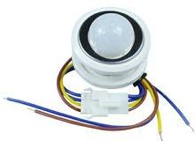 حساس (سنسر ) الحركة  لضبط تشغيل الإنارة والأجهزة الكهربائية
