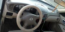 Used condition Nissan Sunny 2005 with +200,000 km mileage