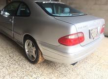 مرسيدس CLK 430 موديل 2000