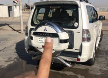 White Mitsubishi Pajero 2010 for sale