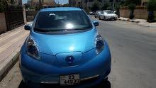 Nissan Leaf 2013 For sale - Blue color