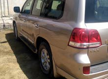 Toyota Land Cruiser 2009 For sale - Gold color