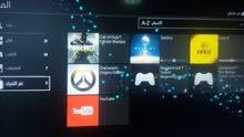 حساب PS4  للبيع محمل فية العاب