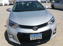 Gasoline Fuel/Power   Toyota Corolla 2016