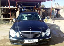 Mercedes Benz E 200 for sale in Benghazi