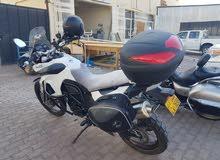 دراجة بي ام دبليو F800GS بحالة ممتازة للبيع