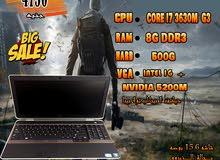 DELL LATITUDE 6530,CORE I7+رمات :8جيجا +كارت شاشه DDR5- لشغل الهندسه العالي