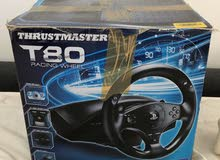 Thrustmaster T80 Racing Wheel w/Pedals for PS3/PS4
