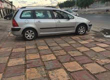 Automatic Silver Peugeot 2003 for sale