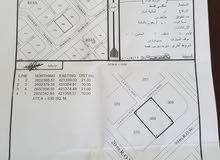 للبيع ارض سكنيه في حي البركه ظنك
