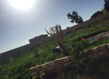 قطعة ارض للبيع في طريق ام الحشان قبل شيل البنزين الثاني2500 متر