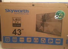 LED Skyworth 43 in
