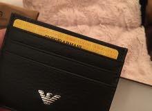 Armani Wallet with international warranty - no box