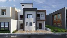 Al-Hadba Al-Khadra neighborhood Tripoli city - 360 sqm house for sale