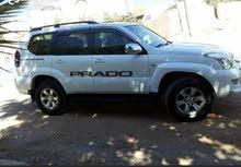 تويوتا برادو 2004 فحص كامل فل كامل 4/4 قابل للبدل على سياره