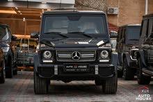 2014 Mercedes G500 G Class