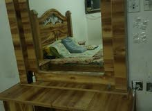 غرفة نوم نظيفة  مستعملة