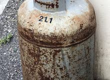 GAS CYLINDER (EMPTY) for pickup only
