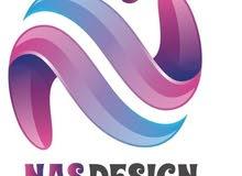 ناس لجميع خدمات التصميم والطباعة وادارة السوشل ميديا nas for all kind of designs