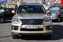 Lexus LX 2011 For sale -  color