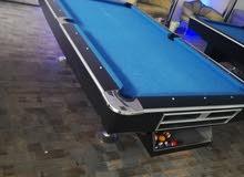 طاولة بلياردو   8 قدم
